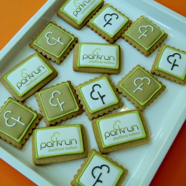 Promotional cookies with your logo