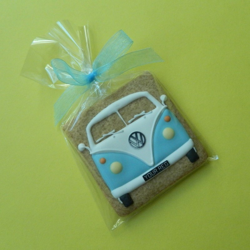Party favour personalised cookies