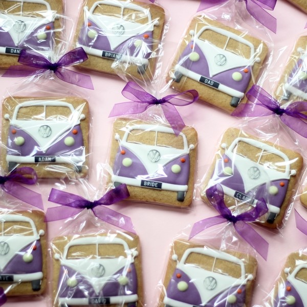 Wedding Favours & Engagement Cookie gifts