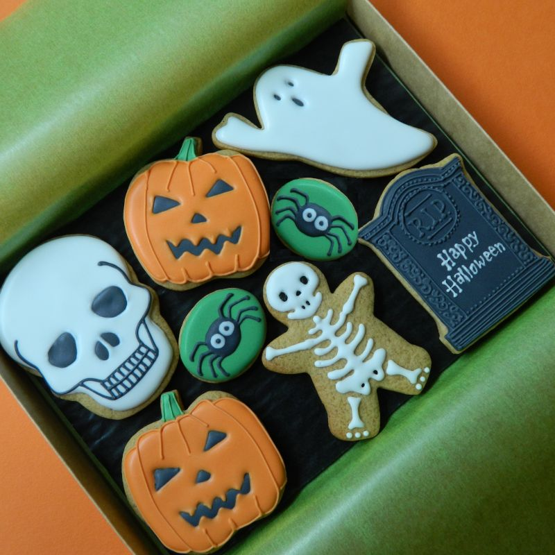 Halloween Box - Medium