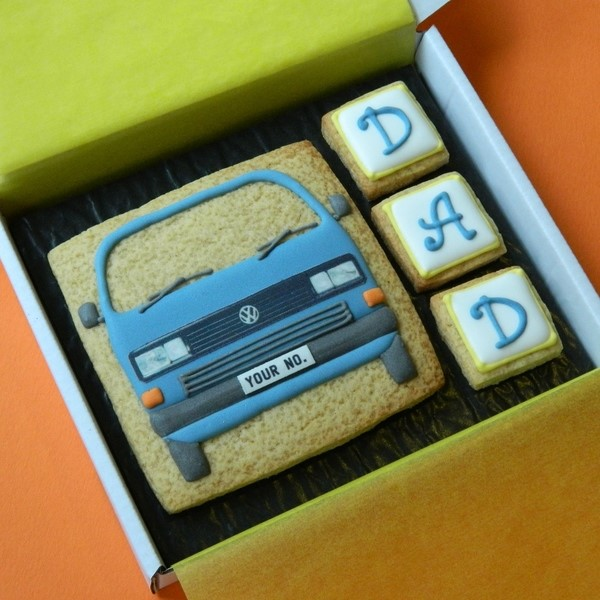 Type 25 Cookie Card for Dad