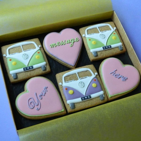 Splitties and Hearts Box - Medium