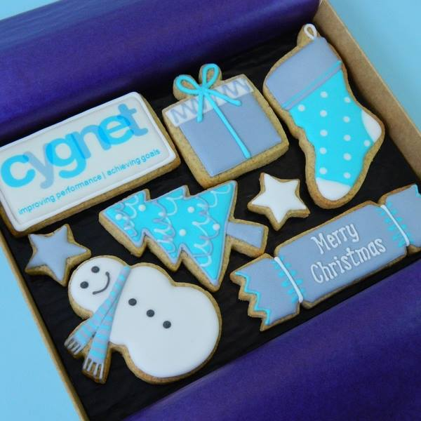 Cygnet Business Solutions Christmas Cookies
