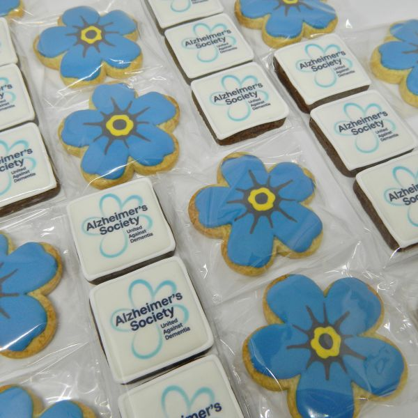 Alzheimer's Society Cookies