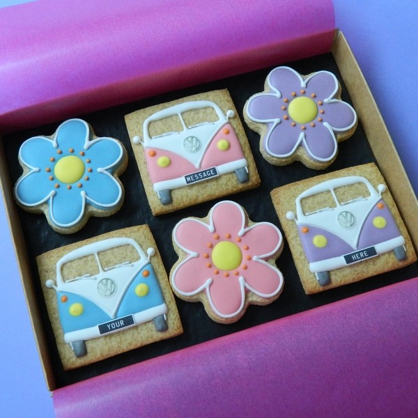 Flowers and Splitties Box - Medium