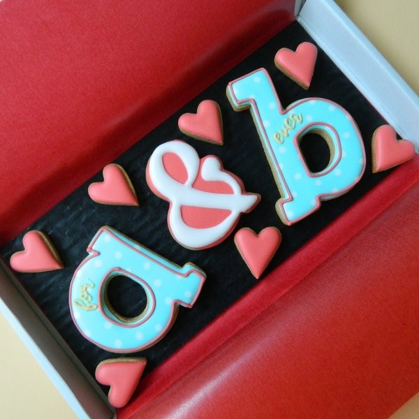 Letterbox Cookies