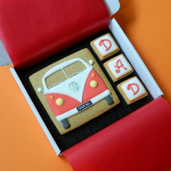 Splitty Cookie Card for Dad