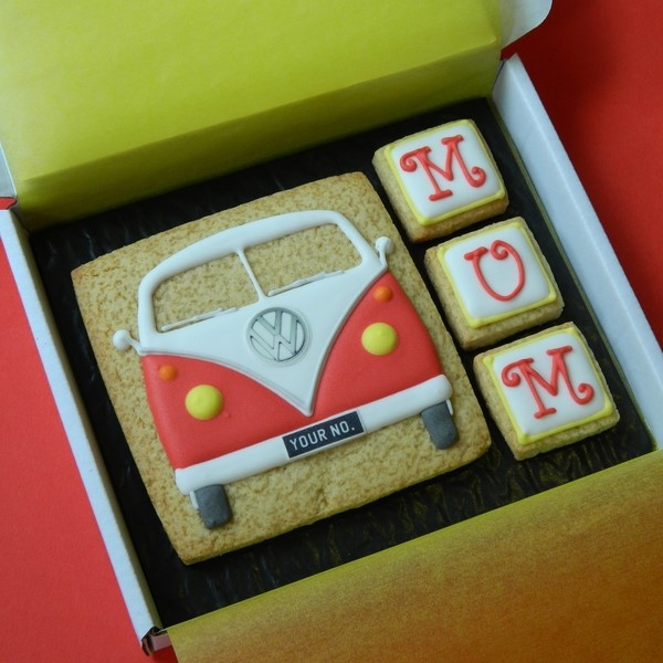 Splitty Cookie Card for Mum