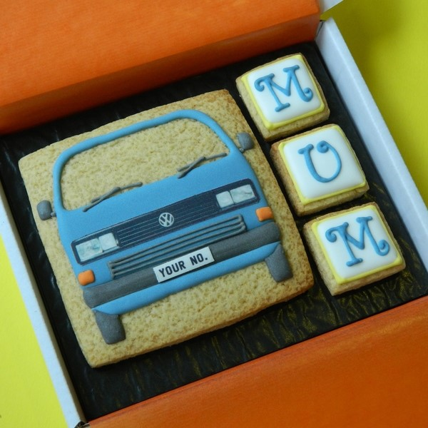 Type 25 Cookie Card for Mum